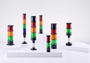 Colunas de Sinalização Eco-Modul