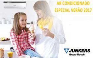 Especial Verão 2017 | Ar Condicionado Junkers