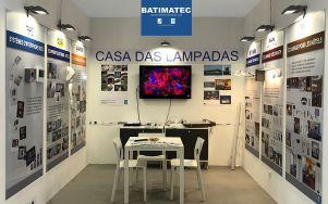 Casa das Lâmpadas na Batimatec